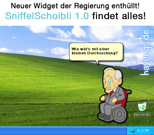 schäuble online durchsuchung widget