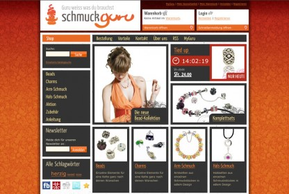 Schmuckguru Website