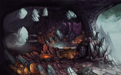 Drachenwächter Background